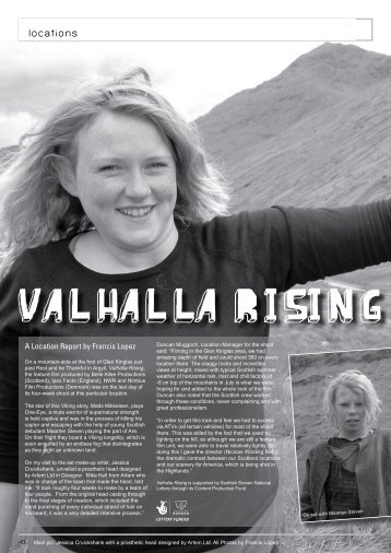 Valhalla Rising - Scottish Screen