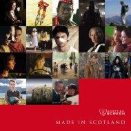 Feature Film Brochure - Scottish Screen