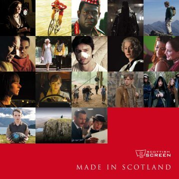 Feature Film Brochure - Scottish Screen