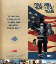"""What does """"made in Usa"""" mean? - Scott Safety"""