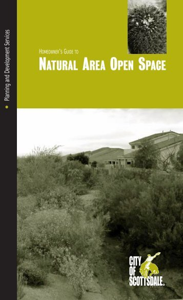 NAOS Brochure/1 - City of Scottsdale