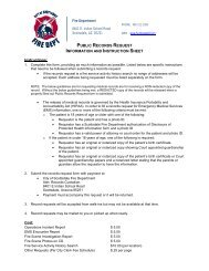 Download the Records Request form - City of Scottsdale
