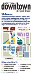 Map & Directory - City of Scottsdale - Page 4
