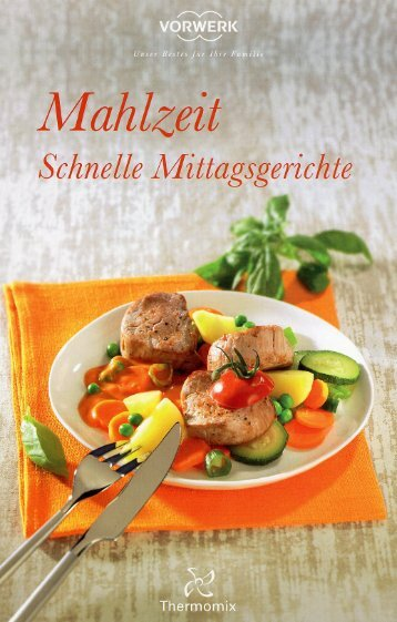 Mahlzeit - Schnelle - scout-out