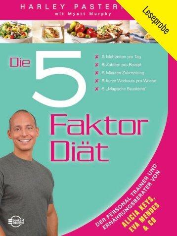 5-Faktor-Diät + + + Leseprobe -  Books4Success