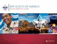 Download Full Version - Boy Scouts of America