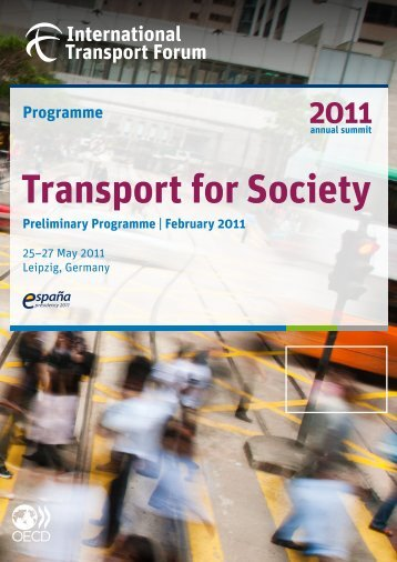 Transport for Society - The SCP Knowledge Hub