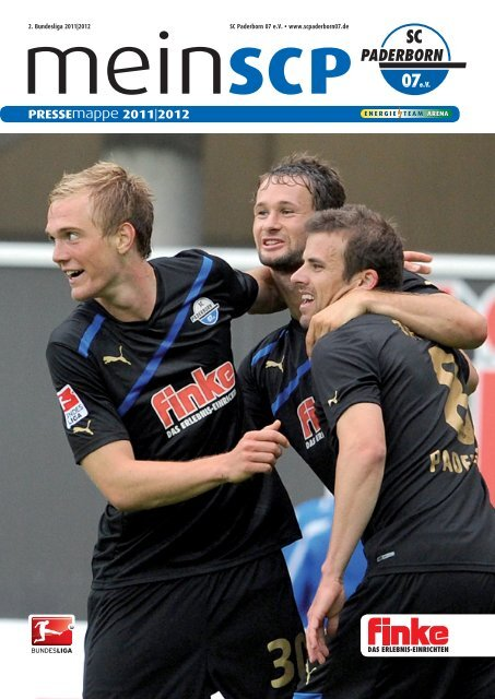 meinSCP - SC Paderborn 07