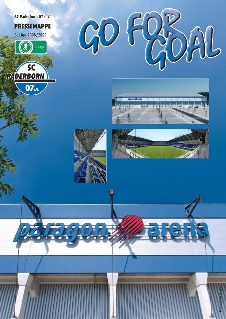 PRESSEMAPPE - SC Paderborn 07