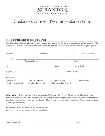 PrincipalGuidance Counselor Evaluation Form  The Habersham