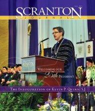 FALL 2011 - The University of Scranton
