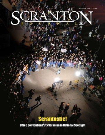 WIntEr 2007 - The University of Scranton