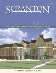 spring 2006 - The University of Scranton