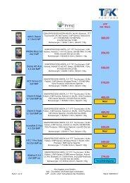 UVP inkl. Mwst. A8181 Desire 3.7 Zoll 5 MP Wildfire Buzz 3.2 Zoll 5 ...