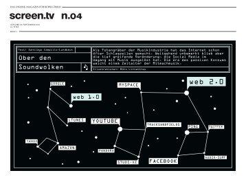 screen.tv n.04 - Ausgabe 11