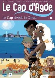Le Cap d'Agde ist Spitze! - Office de tourisme du Cap d'Agde