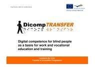 Download presentation in English Language (PDF, 129KB) - Digital ...