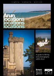 Arun locations locations locations - Screen South