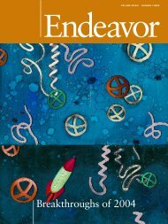 Endeavor - The Scripps Research Institute