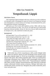 The New Testament in Patamuna of Guyana - Splash page of ...