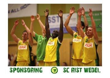 sponsoring sc rist wedel