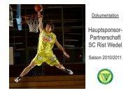 Doku Hauptsponsor Kopie - SC Rist Wedel
