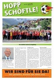 Hopp Schöftle Nr. 66 / Januar 2013 - SC Schöftland