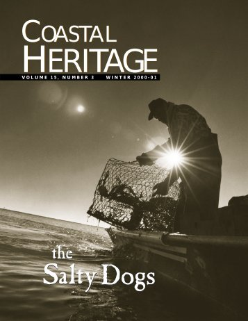 "Coastal Heritage - ""The Salty Dogs"" - SC Sea Grant Consortium"