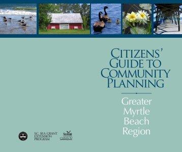 VIEW PDF - SC Sea Grant Consortium