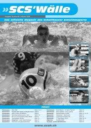 Schwimmen - Schwimmclub Schaffhausen