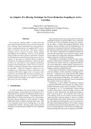 An Adaptive Pre-filtering Technique for Error-Reduction Sampling in ...