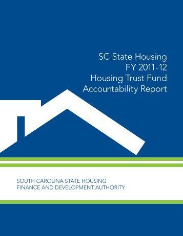SC Housing Trust Fund Act - South Carolina Legislature Online