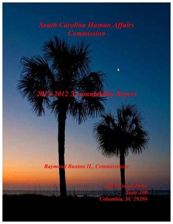 Human Affairs Commission - South Carolina Legislature Online