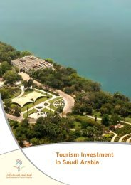 Tourism Investment in Saudi Arabia