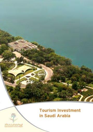 Tourism Investment in Saudi Arabia