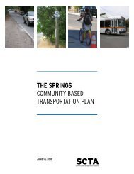 DRAFT The Springs CBTP 06-03-2010 - Sonoma County ...