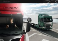 Scania Fernverkehr