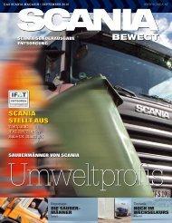 ENTSORGUNGS - Scania Österreich Ges.mbH
