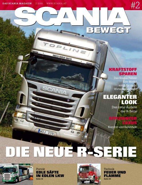 Die neue R-SeRie - Scania Österreich Ges.mbH