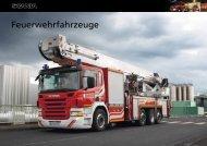 Scania Feuerwehrfahrzeuge