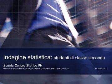 presentazione - Centro Storico