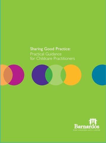 Sharing Good Practice - Barnardos