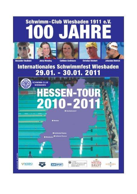 einladung - Schwimm-Club Wiesbaden 1911 eV
