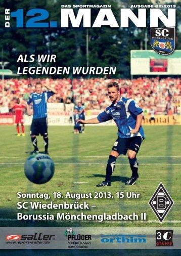saison 2013/2014 - SC Wiedenbrück 2000 eV