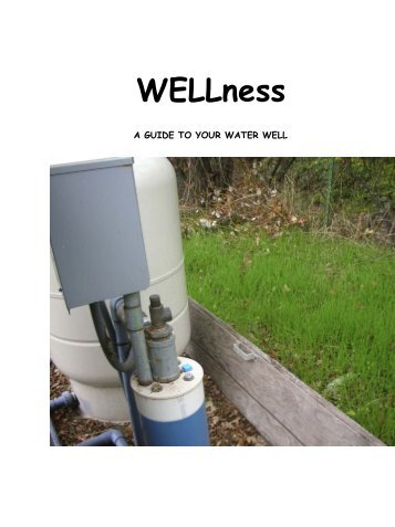 WELLness - Sonoma County Water Agency - State of California