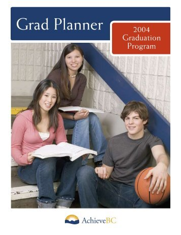 Grad Planner - Quesnel School District #28