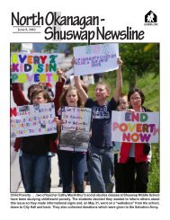 June 2010 Newsline.pdf - School District 83 North Okanagan ...