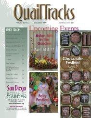 Upcoming Events - San Diego Botanic Garden