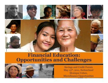 Financial Education - Sdc-employment-income.ch
