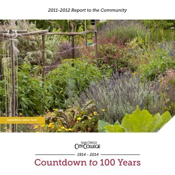 Countdown to 100 Years - San Diego City College